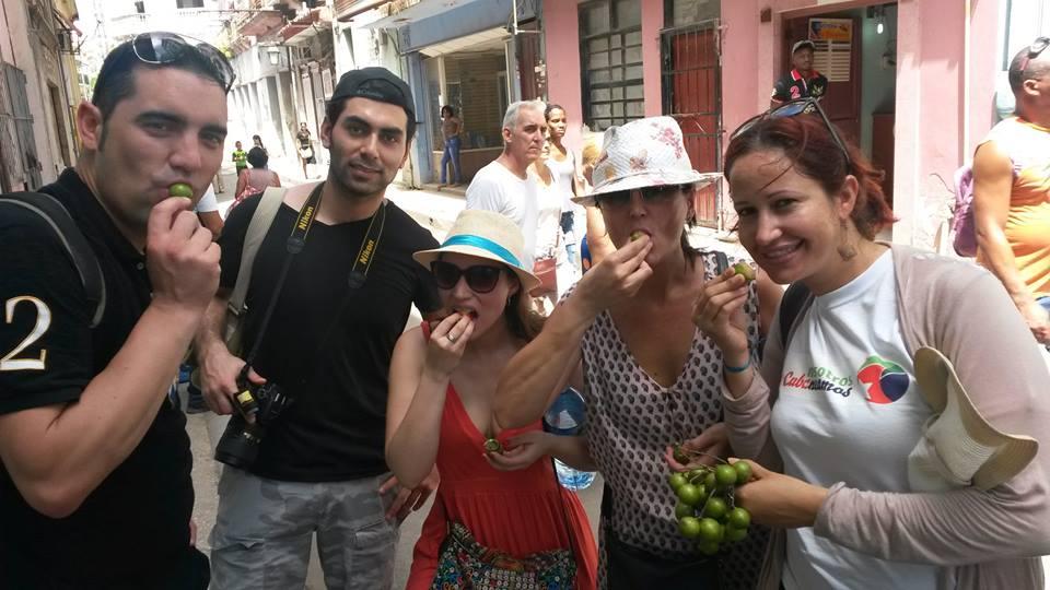 Tourguide in Havana