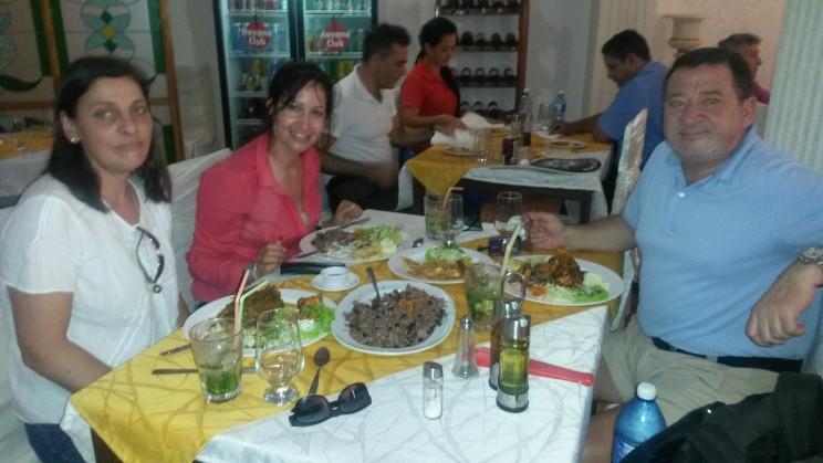 Geikis y amigos de nosotroscubaneando