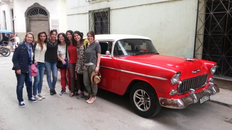 Guía turístico en La Habana