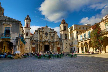 Casco Histórico, Catedral de la Habana