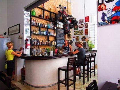 restaurante en la habana