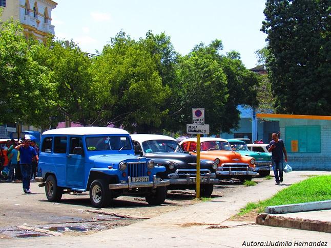 Parque El Curita, Habana