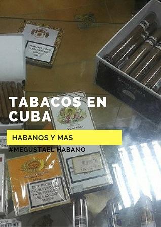 tabacos en cuba