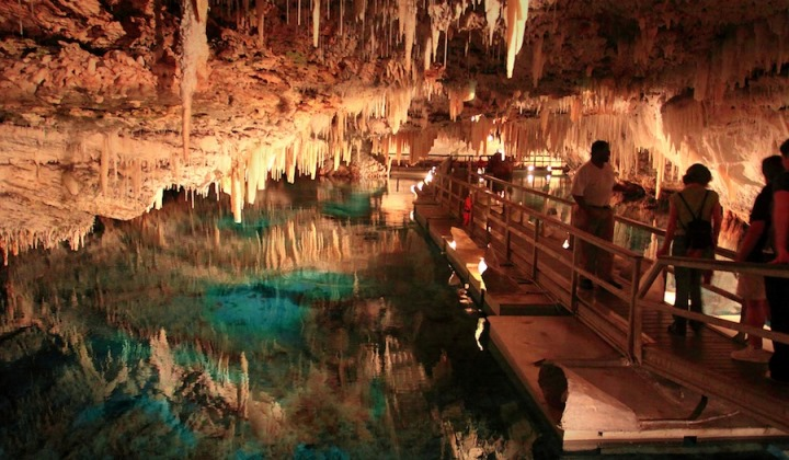 cuevas de bella mar cuba