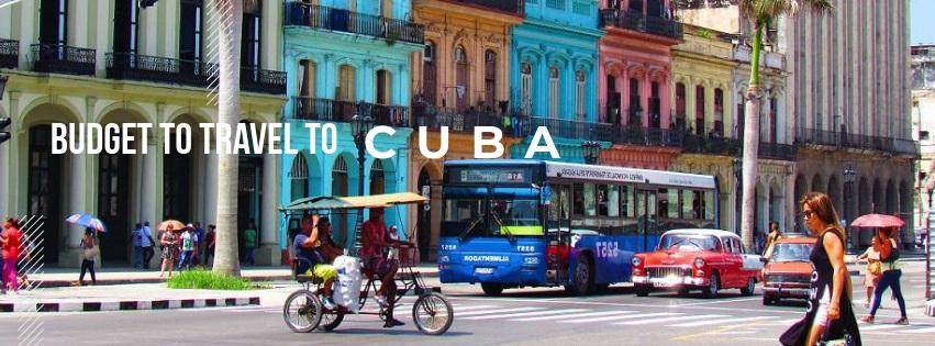 cuba presupuesto, habana, Budget for travel to Cuba
