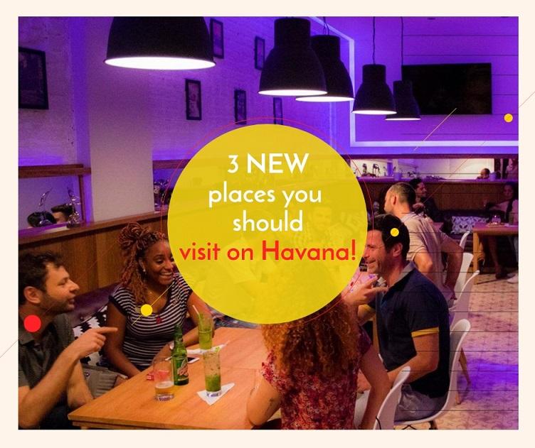 new restaurants in havana