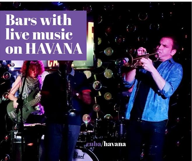 bars in havana, bares en La Habana
