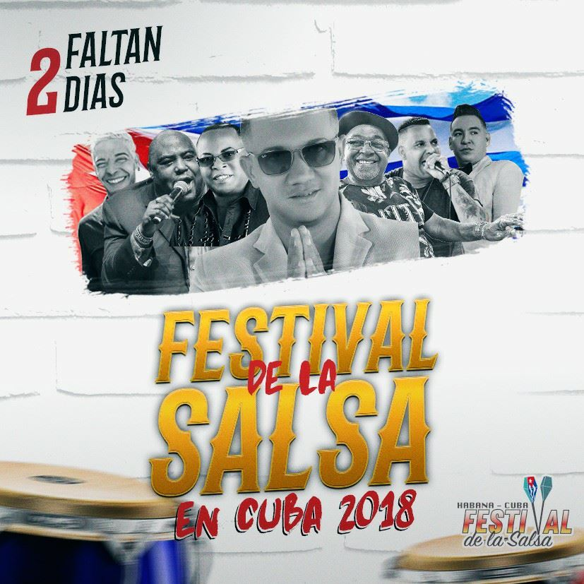 festival de la salsa, cuba