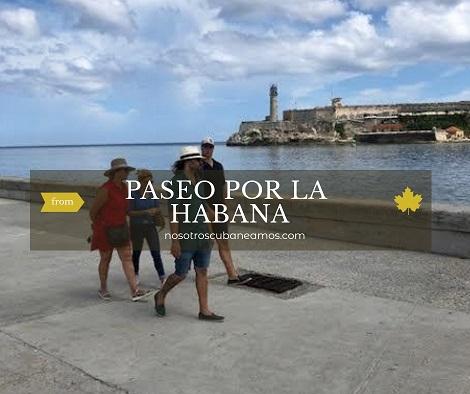 paseo de la habana, cuba holidays, tourguide in havana