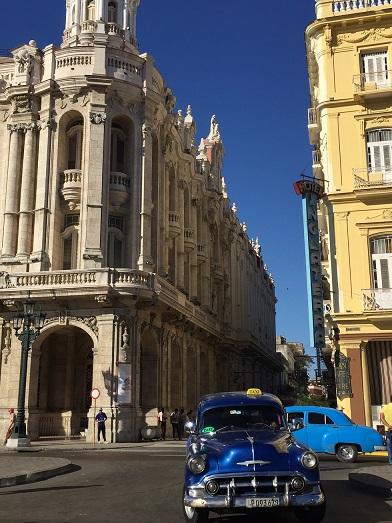 Atracciones turísticas en la Habana