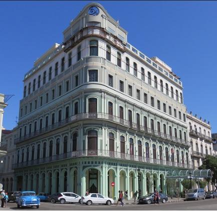 Hotel Saratoga, Habana